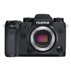 【あすつく】【選べる5年間延長保証対象(別料金)】【X-H1 発売記念Wキャンペーン】フジフイルム FUJIFILM X-H1 ボディ|camera-saito
