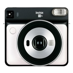 【あすつく】フジフイルム instax SQUARE SQ6 パールホワイト|camera-saito