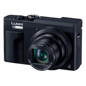 【あすつく】【選べる5年間延長保証対象(別料金)】パナソニック LUMIX DC-TZ90-K ブラック|camera-saito