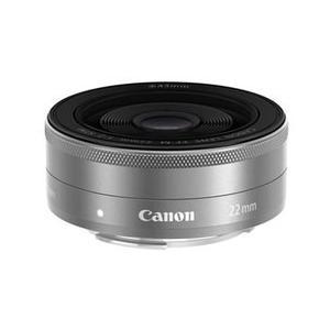 キヤノン EF-M22mm F2 STM シルバー 【メーカー取寄せ品】|camera-saito
