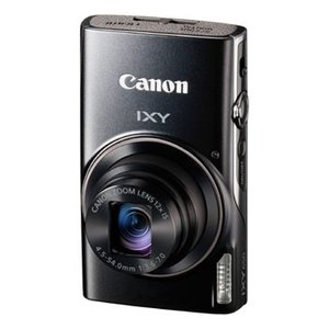 【あすつく】【選べる5年間延長保証対象(別料金)】キヤノン IXY 650 ブラック|camera-saito