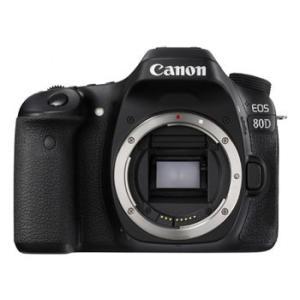 【あすつく】【選べる5年間延長保証対象(別料金)】キヤノン EOS 80D ボディ|camera-saito