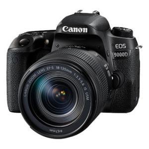 【あすつく】【選べる5年間延長保証対象(別料金)】キヤノン EOS 9000D EF-S18-135 IS USM レンズキット|camera-saito