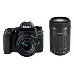 【あすつく】【選べる5年間延長保証対象(別料金)】キヤノン EOS 9000D ダブルズームキット|camera-saito