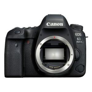 【あすつく】【選べる5年間延長保証対象(別料金)】キヤノン EOS 6D Mark II ボディ|camera-saito