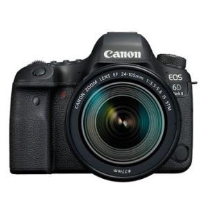 【あすつく】【選べる5年間延長保証対象(別料金)】キヤノン EOS 6D Mark II 24-105 IS STM レンズキット|camera-saito