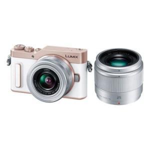 【あすつく】【選べる5年間延長保証対象(別料金)】パナソニック LUMIX DC-GF10W-W [ダブルレンズキット ホワイト] camera-saito