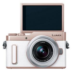 【あすつく】【選べる5年間延長保証対象(別料金)】パナソニック LUMIX DC-GF10W-W [ダブルレンズキット ホワイト] camera-saito 02