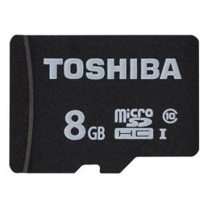 【あすつく】【DM便発送可能※DM便はあすつく不可】 東芝 microSDHCカード 8GB UHS-I Class10|camera-saito