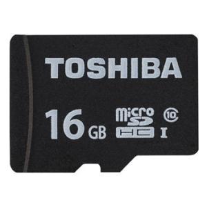 【あすつく】【DM便発送可能※DM便はあすつく不可】 東芝 microSDHCカード 16GB UHS-I Class10|camera-saito