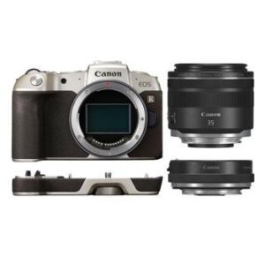 【選べる5年間延長保証対象(別料金)】【GOLDキャンペーン】キヤノン EOS RP(ゴールド) RF35 MACRO IS STM マウントアダプターSPキット|camera-saito