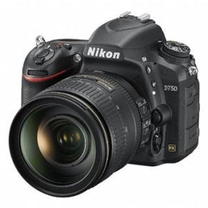 【あすつく】【選べる5年間延長保証対象(別料金)】【DOUBLE CHANCEキャンペーン】ニコン D750 24-120 VR レンズキット camera-saito