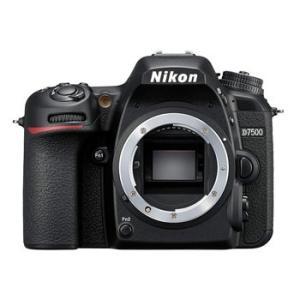 【あすつく】【選べる5年間延長保証対象(別料金)】ニコン D7500 ボディ|camera-saito