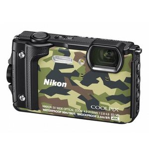 【あすつく】【選べる5年間延長保証対象(別料金)】ニコン COOLPIX W300 カムフラージュ|camera-saito