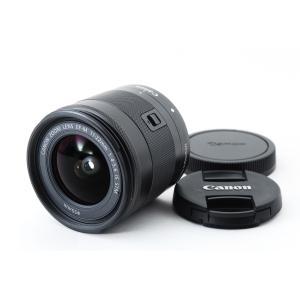 ★キャノンミラーレスEOS Mシリーズ用超広角レンズ★ Canon EF-M 11-22mm F4-...