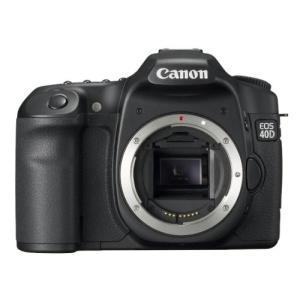 デジタル一眼レフ 中古 Canon キャノン EOS 40D ボディ