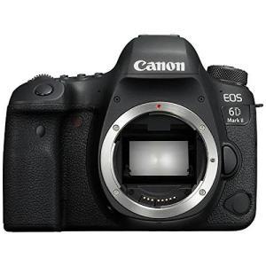 デジタル一眼レフ 中古 Canon キャノン EOS 6D Mark II ボディ フルサイズ