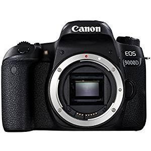 デジタル一眼レフ 中古 Canon キャノン EOS 9000D ボディ  中古品につき若干の使用感...