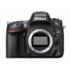 デジタル一眼レフ 中古 Nikon ニコン D610 ボディ  中古品につき若干の使用感がございます...