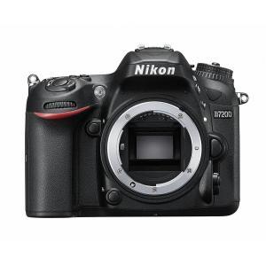 デジタル一眼レフ 中古 Nikon ニコン D7200 ボディ  中古品につき若干の使用感がございま...