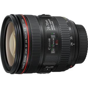 標準レンズ Canon キヤノン 中古 EF 24-70mm F4 L IS USM フルサイズ対応