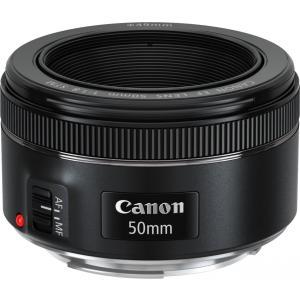 中古 Canon キャノン EF 50mm F1.8 STM  中古品につき若干の使用感がございます...
