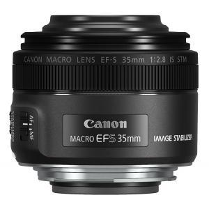 交換レンズ 中古 Canon キヤノン EF-S 35mm F2.8 MACRO IS STM