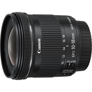 交換レンズ 中古 Canon キヤノン EF-S 10-18mm F4.5-5.6 IS STM