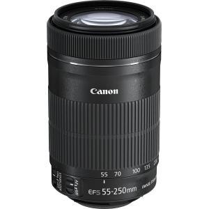 中古 Canon キヤノン EF-S 55-250 F4-5.6 IS STM  中古品につき若干の...