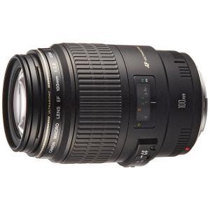 中古 Canon キヤノン EF 100mm F2.8 マクロ USM フルサイズ対応  中古品につ...