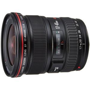 中古 Canon キヤノン EF 17-40mm F4L USM  中古品につき使用感がございますが...