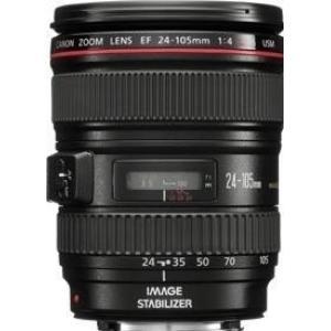 中古 Canon キヤノン EF 24-105mm F4L IS USM  中古品につき使用感がござ...
