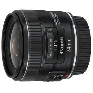 中古 Canon キヤノン EF 24mm F2.8 IS USM フルサイズ対応  中古品につき使...
