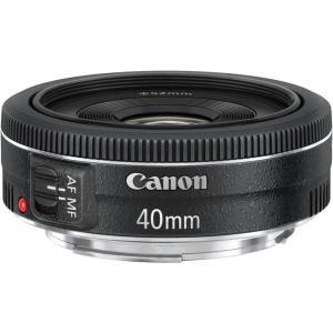 交換レンズ 中古 Canon キヤノン EF 40mm F2.8 STM フルサイズ対応