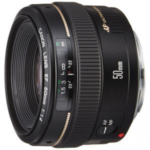 中古 Canon キヤノン EF 50mm F1.4 USMフルサイズ対応  中古品につき使用感がご...