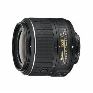交換レンズ 中古 Nikon ニコン AF-S DX 18-55mm F3.5-5.6G VR II...
