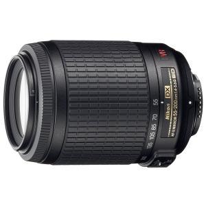 交換レンズ 中古 Nikon ニコン AF-S DX ED VR 55-200mm F4-5.6G ...
