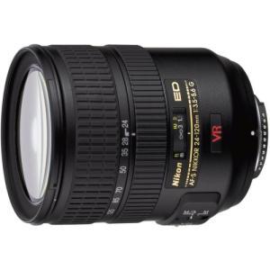標準レンズ Nikon ニコン 中古 AF-S VR ED 24-120mm F3.5-5.6G 手...