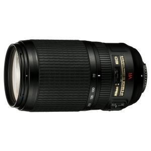 交換レンズ 中古 Nikon ニコン AF-S VR ED 70-300mm F4.5-5.6G 手...
