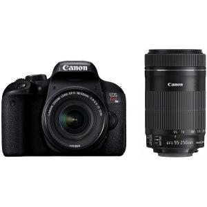 デジタル一眼レフ 中古 Canon キヤノン EOS Kiss X9i ダブルズームキット