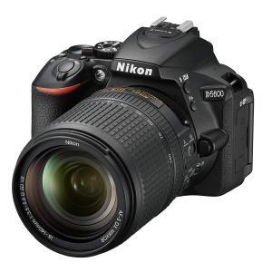 一眼レフ 中古 Nikon ニコン D5600 ブラック 18-140mm VR レンズキット