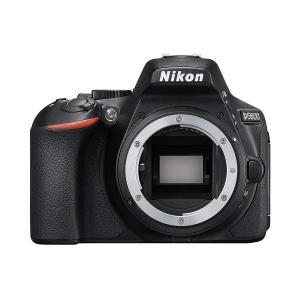 一眼レフ 中古 Nikon ニコン D5600 ブラック ボディ 本体