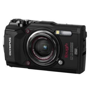 デジタルカメラ 中古 Olympus オリンパス Tough TG-5 ブラック
