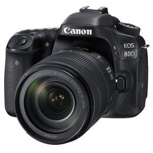 一眼レフカメラ 中古 Canon キヤノン EOS 80D 18-135mm IS USM レンズキ...