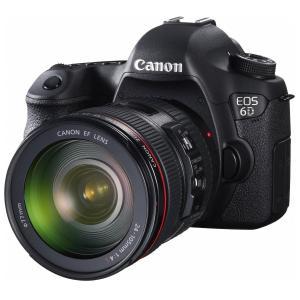 デジタル一眼レフ 中古 Canon キャノン EOS 6D 24-105mm F4L IS USM