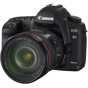 デジタル一眼レフ 中古 Canon キャノン EOS 5D Mark II 24-105mm F4L...