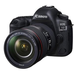 デジタル一眼レフ 中古 Canon キャノン EOS 5D Mark IV 24-105mm F4L...