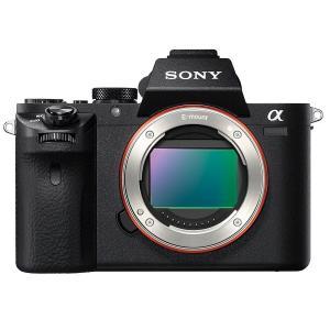 ミラーレス一眼カメラ フルサイズ 中古 Sony ソニー α7R II ボディ ILCE-7RM2 ...