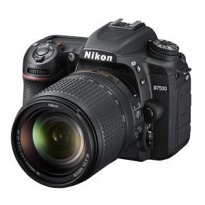 デジタル一眼レフ 中古 Nikon ニコン D7500 18-140mm VR レンズキット SDカ...