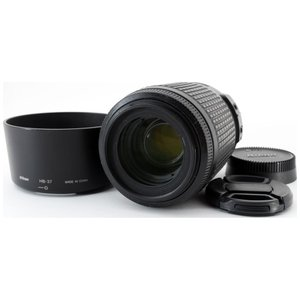 望遠レンズ Nikon ニコン 中古 AF-S 55-200mm VR 手振れ補正搭載 一眼レフ 交...